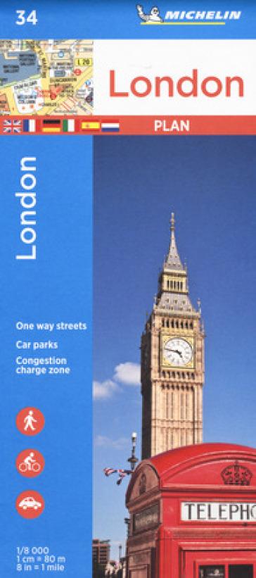 Londra 1:8.000