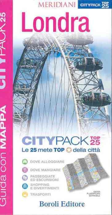 Londra con cartina louise nicholson libro mondadori for Guide turistiche londra
