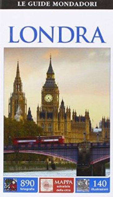 Londra libro mondadori store for Guide turistiche londra