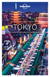 Lonely Planet Best of Tokyo 2020