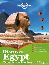 Lonely Planet Discover Egypt