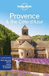 Lonely Planet Provence & the Cote d Azur