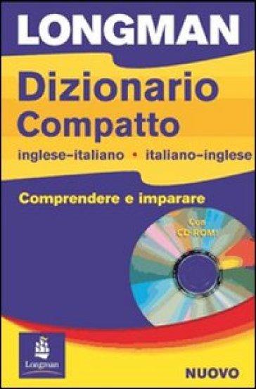 Longman dizionario compatto inglese italiano italiano for Traduzione da inglese a italiano