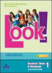 Look! Student s book-Workbook-Look again. Per la Scuola media. Con Multi-ROM. Con espansione online. 3.