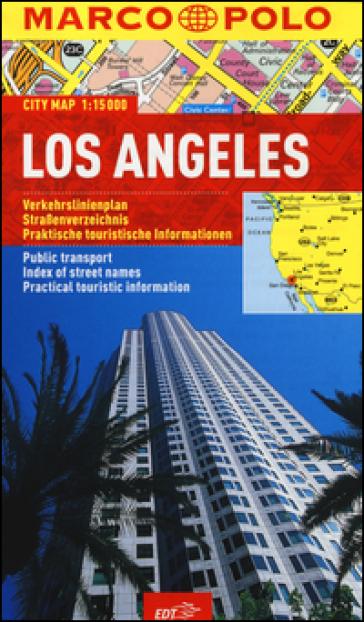 Los Angeles 1:15.000