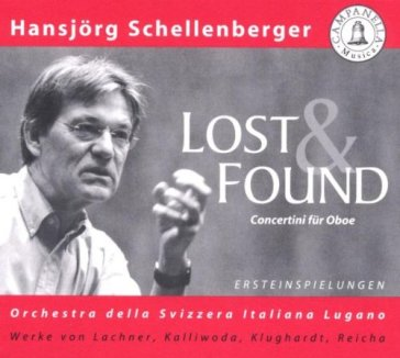 Lost & found, concertini per oboe