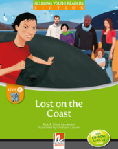 Lost on the coast. Helbling young readers. Level E. Con CD Audio
