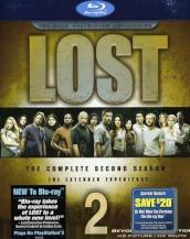 Lost:complete second season