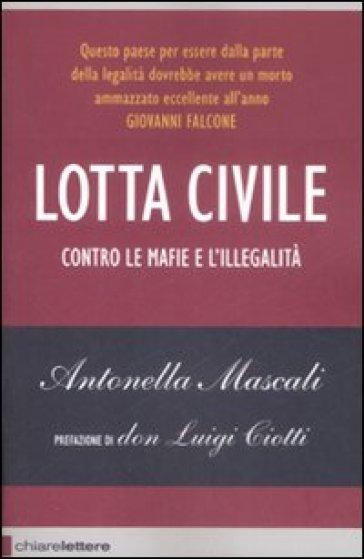 Lotta civile - Antonella Mascali |