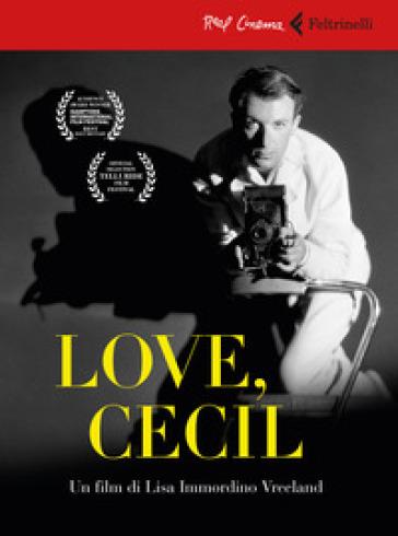 Love Cecil. DVD. Con Libro in brossura - Lisa Immordino Vreeland |
