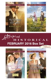 Love Inspired Historical February 2016 Box Set