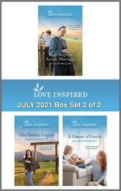 Love Inspired July 2021 - Box Set 2 of 2