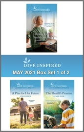 Love Inspired May 2021 - Box Set 1 of 2