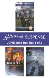 Love Inspired Suspense June 2015 - Box Set 1 of 2