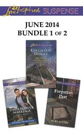 Love Inspired Suspense June 2014 - Bundle 1 of 2