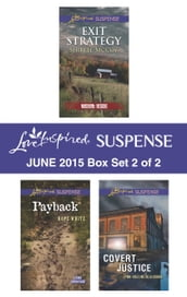Love Inspired Suspense June 2015 - Box Set 2 of 2