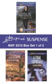 Love Inspired Suspense May 2015 - Box Set 1 of 2