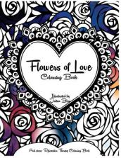 Love Words - Doodle Colouring Book