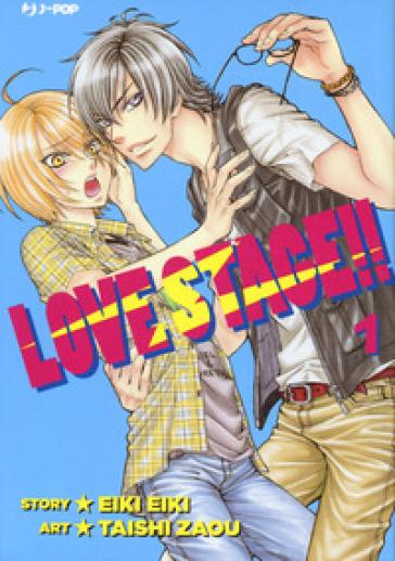 Love stage!!. 1. - Eiki Eiki |