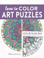 Love to Color Art Puzzles