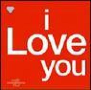 Love you (I) - Valeria Manferto De Fabianis   Thecosgala.com