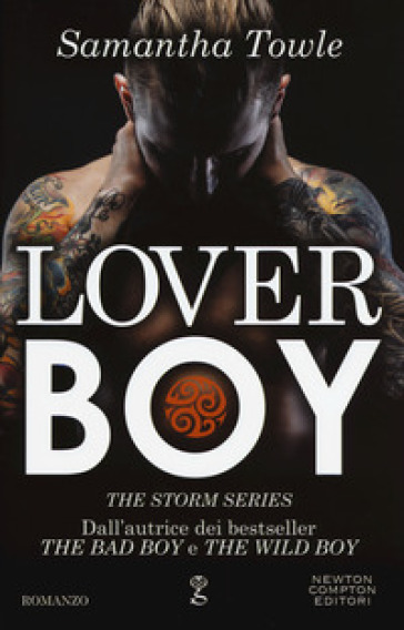 Lover boy. The Storm series - Samantha Towle | Jonathanterrington.com
