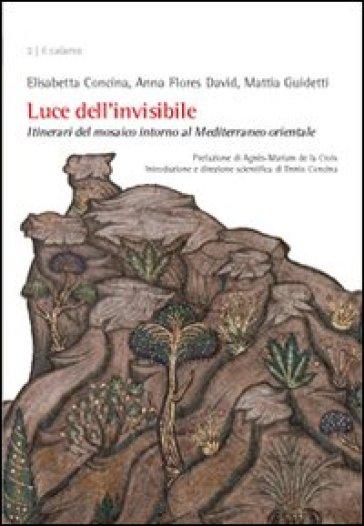 Luce dell'invisibile. Itinerario del mosaico intorno al Mediterraneo orientale - Elisabetta Concina   Rochesterscifianimecon.com