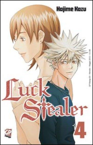 Luck Stealer. 4. - Hajime Kazu pdf epub