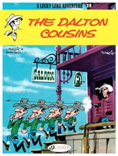 Lucky Luke - Volume 28 - The Dalton Cousins