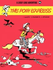 Lucky Luke - Volume 46 - The Pony Express