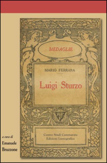 Luigi Sturzo - Mario Ferrara |