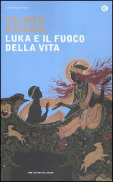 Luka e il fuoco della vita - Salman Rushdie |