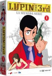 Lupin III - La Seconda Serie #01 (10 Dvd)