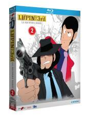 Lupin III - La Seconda Serie #02 (6 Blu-Ray)
