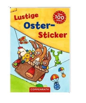 lustige oster sticker mondadori store. Black Bedroom Furniture Sets. Home Design Ideas