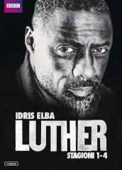 Luther - Stagione 01-04 (5 Blu-Ray)
