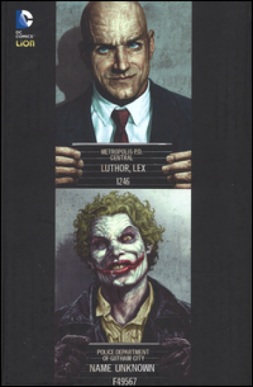 Luthor. Jocker - Brian Azzarello pdf epub