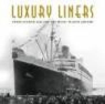 Luxury line. Their golden age and the music played aboard. Con 4 CD Audio