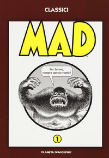 MAD. 1. - Harvey Kurtzman pdf epub