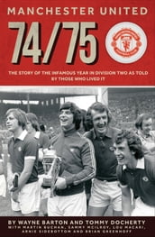 MANCHESTER UNITED: 1974/75