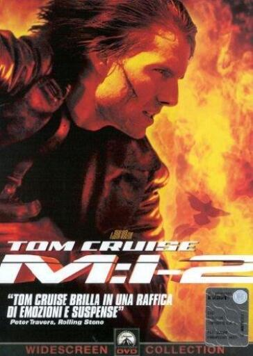 M:I-2 - Mission: Impossible 2 (DVD)