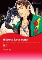 MISTRESS FOR A MONTH (Harlequin Comics)