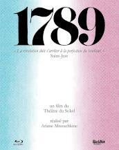 MNOUCHKINE ARIANE-1789 -THE REVOLUTION STOPS WHEN (Blu-Ray)