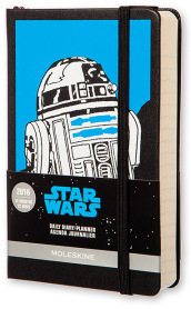 Moleskine 2016 12M Limited Edition Planner Star Wars Daily Pocket