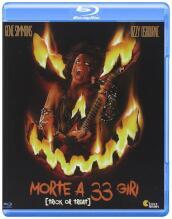 MORTE A 33 GIRI (Blu-Ray)