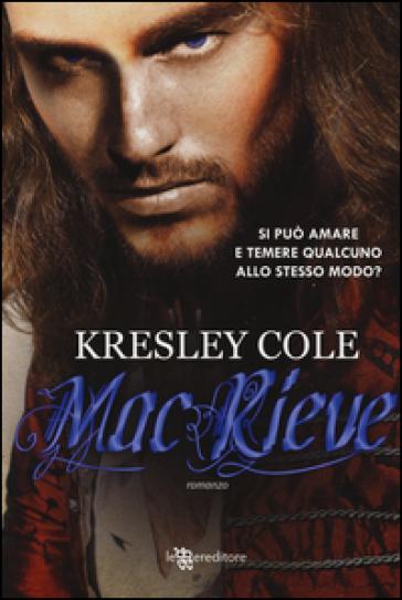 MacRieve - Kresley Cole   Rochesterscifianimecon.com