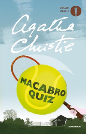 Macabro quiz - Agatha Christie   Rochesterscifianimecon.com