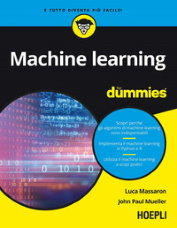 Machine learning for dummies - Luca Massaron |