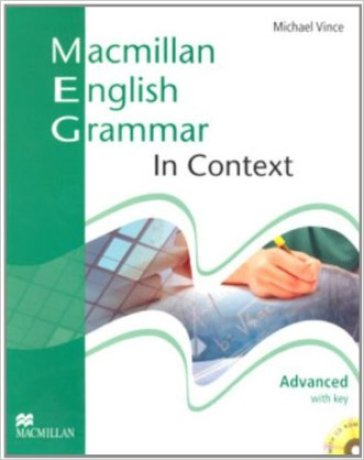 Macmillan english grammar in context. Advanced. Student's book. With key. Per le Scuole superiori. Con CD-ROM