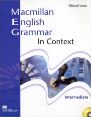 Macmillan english grammar in context. Intermediate. Student's book. Without key. Per le Scuole superiori. Con CD-ROM